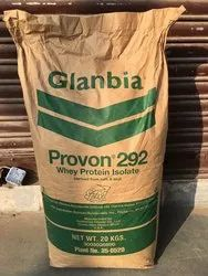 Glanbia Provon 292 Whey Protein Isolate 95% 20kg Bag