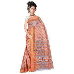 Casual Wear Fancy Cotton Saree
