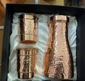 Copper Colour Sugar Pot Gift Set