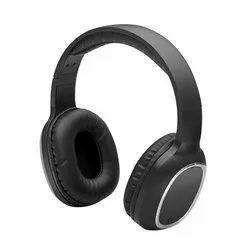AXL Wireless  BT Headphone ABHP-02, 200mAh, 10 Meter range, Light weight, HD Sound, Black