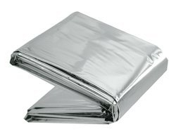 Aluminized Fire Blanket