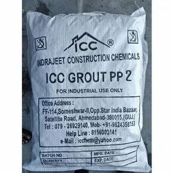 ICC Cement Grout PP 2, Packaging Size: 25 kg