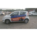 Advertising Outdoor Cab Branding Services, Offline