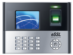 ESSL I Clock 990 Biometric Machine For Time Attendance And Door Access Control With Photo Recording