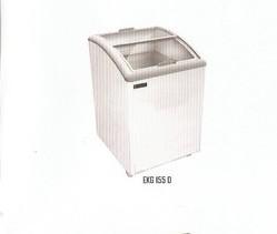 Glass Top Freezer-  EKG 155 D (with Optional Canopy)