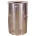 Nand Equipment Ss Tandoor Drum, Capacity: 200 Ltr