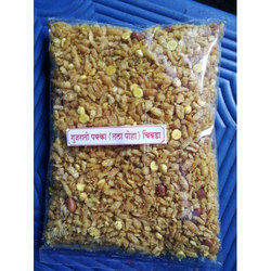 Gujrati Chiwda Namkeen, 400 and 100 Grams