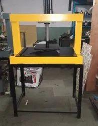 Hydraulic Single Die Paper Dish Making Machine