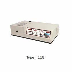 UV VIS Digital Spectrophotometer