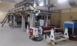 Masking Tape Coating Machine
