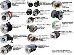 Rotary Encoder All Type Textile Machine