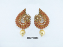 Color Antique Earring