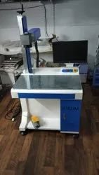 30 W Metal Laser Marking Machine