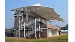 PVC Tensile Structure