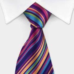 Silk Casual Tie