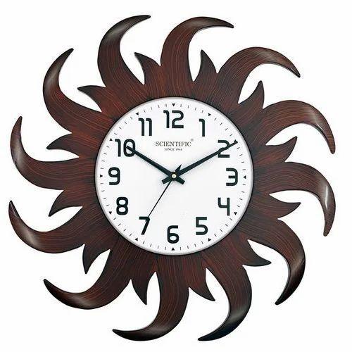 decorative wall clock 911 sajavti diwar ghadi सज वट