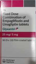 Glyxambi 25mg / 5mg Tablet