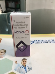 Amoxycillin 200mg Clavulanic Acid 28.5mg Oral Suspension