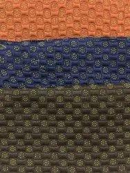 Maroon Printed Polyester Sofa Fabric