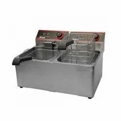 10 L Electric Double Deep Fryer