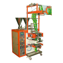 Shampoo Pouch Packaging Machine