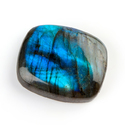 Natural Labradorite Blue  Loose Gemstones