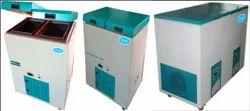 Ice Lined Freezer and Refrigerator