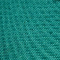 Sea Green Hessian Jute Fabric