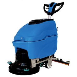 Scrubber Dryer With Butterfly Handel