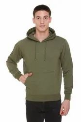 Fleece Hooded Sweatshirt for Men