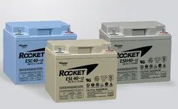 ESL-40 Rocket Batteries