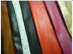 Drum-Dyed Leather