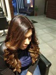 Hair Highlights / Smoothening / Karatien