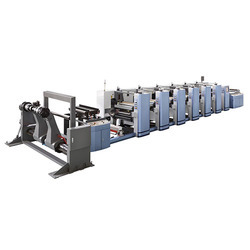 Flexo Paper Cup Printing Machine