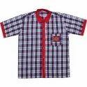 Check School Uniform Shirt