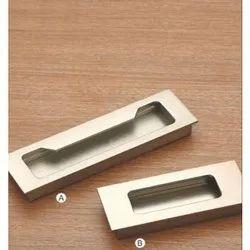 K 3004 Aluminium Concealed Handle
