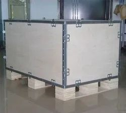 Nailless Plywood Box, for Shipping, 1-200 kg