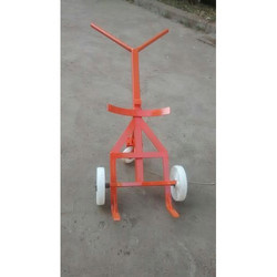 Three Wheel Drum Lifter Trolley