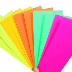 Fluorescent Paper, GSM: 120 - 150