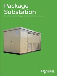 Three Phase Electrical Unitized Substation