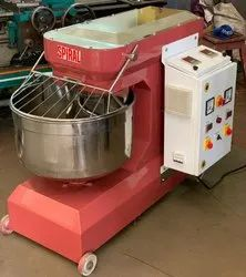Fully Automatic Spiral Mixer Machine