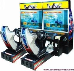 Arcade and Coin Operated Gaming Machine