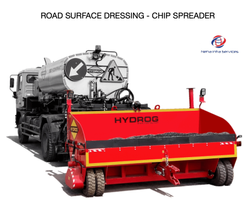 Hydrog Chip Spreader Paver