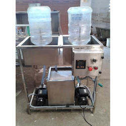 Mineral Water Can Cleaning Machine