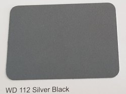 Silver Black ACP Partition Panels