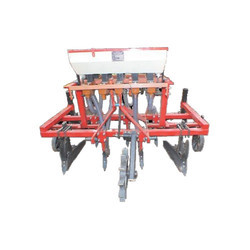 Raised Bed Planter Machine