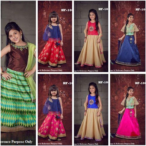 f59fea426 Girls Mix Fabric Fancy Designer Kids Dress Collection, Rs 800 /piece ...