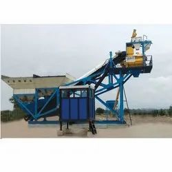 Venus Fully Automatic Modular Concrete Batching Plant, Model Name/Number: Cp 60