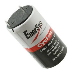 2V 2.5 Ah Enersys Cyclone Battery