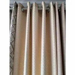 6-7 Feet Fabric Door Curtain